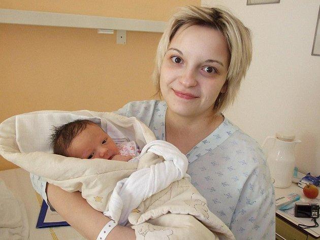Sabina Dopitová, Střítež u Jihlavy, 29. 03. 2011, 3260 g
