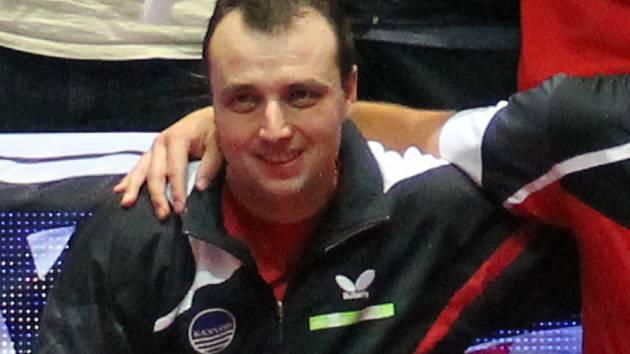 Miroslav Jinek.