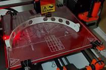 3D tiskárny v bytech brodských studentů jedou na plné obrátky.