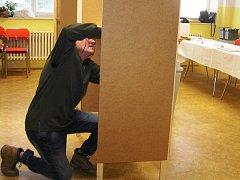 Jak se v Brodě chystaly volby: Komise nečeká velkou účast