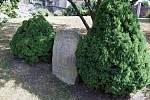 Smírčí kámen z Ledče.