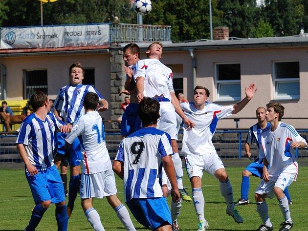 Mládež. Kromě A-týmu je chloubou brodského fotbalového klubu mládež. Dorost i žáci hrají ligové soutěže.