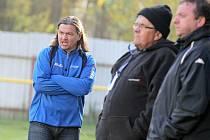 Miroslav Plíšek (v modrém).