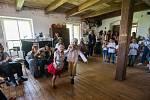 Komise Vesnice roku Kraje Vysočina navštívila obec Víska na Havlíčkobrodsku.