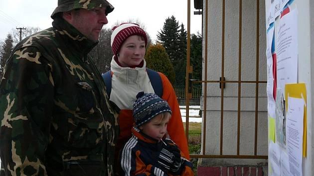 Na pochod se loni vydávaly rodiny s dětmi, skalní turisté i milovníci přírody.