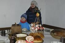 Návštěva skanzenu v Pohledi patří k velikonočním tradicím