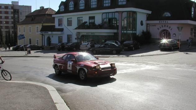 Rallye Posázaví již po desáté na Havlíčkobrodsku.