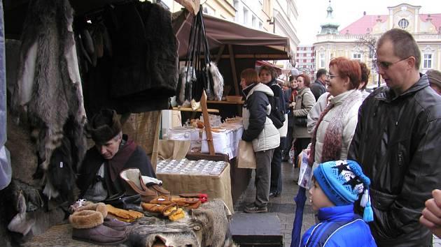 V Havlíčkově Brodě se uskuteční jubilejní 50. Trh řemesel.