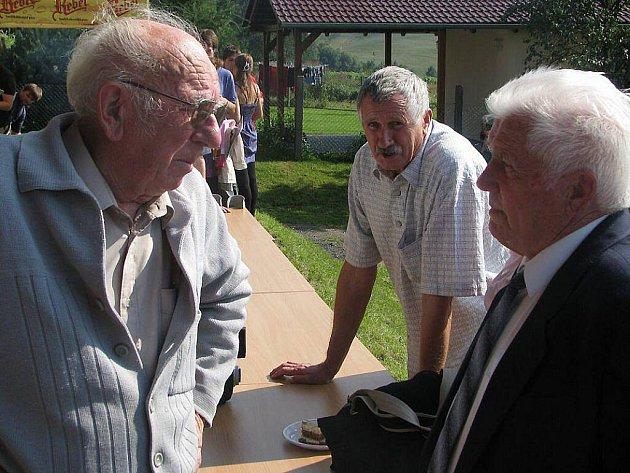 Historicky první setkání rodáků se uskutečnilo před šesti lety ve Vilémovicích na Ledečsku.