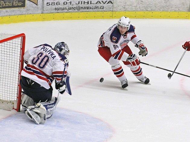 Po devíti letech si hokejisté Havlíčkova Brodu zahrají ve II. lize. Podaří se jim rychlý návrat o patro výš?