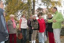 Havlíčkobrodské ženy navštívily Štáflovu baštu.