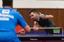 Stolní tenisté HB Ostrov prošli základní částí extraligy bez porážky. Cesta k titulu ale vede jen přes zvládnuté play-off.