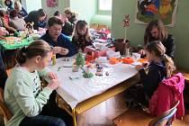 Výstava a dílny s velikonoční tematikou v Pohledu.