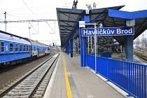 NOVÉ A MODERNÍ. Takové je dneska nádraží v Havlíčkově Brodě.