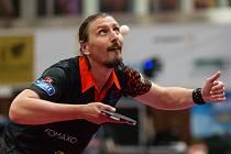 Dmitrij Prokopcov vyhrál napínavou pětisetovou bitvu.