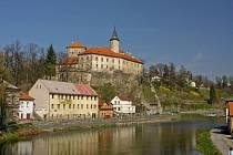 Zájem turistů o hrad v Ledči rok od roku stoupá hlavně díky zajímavým expozicím.