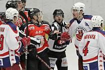 V první hokejové lize začíná play off, havlíčkobrodští Rebelové se v předkole utkají s Kadaní, Horácká Slavia Třebíč vyzve Hradec Králové. Jihlavská Dukla má v prvním kole volno, zasáhne až do čtvrtfinálových bojů.