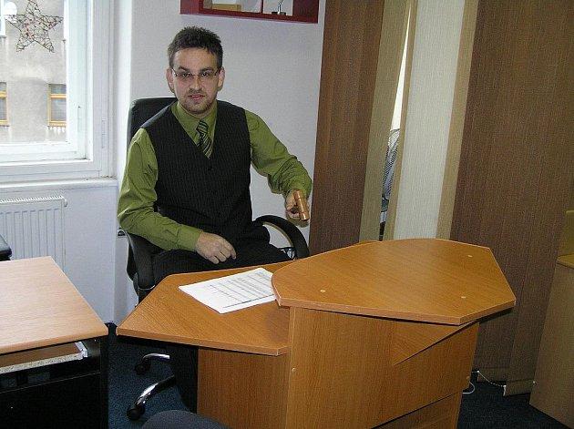 Stanislav Molák z Havlíčkova Brodu navrhuje, aby exekutoři měli danou územní působnost.