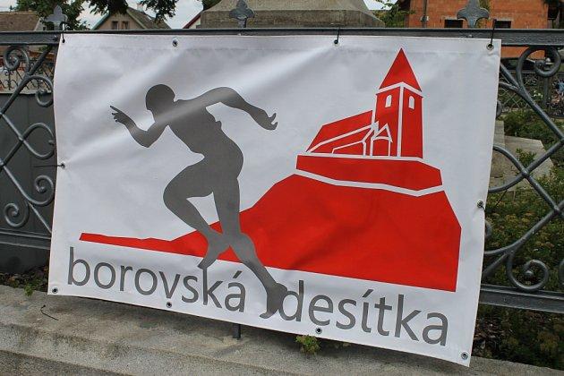 Logo závodu.