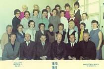 Základní škola V Sadech v Havlíčkově Brodě existuje osmdesát let.