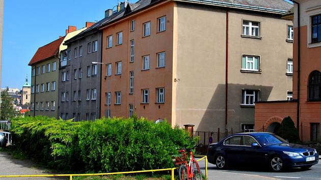 Havlíčkobrodská Nádražní ulice si svoji příjemnou tvář si zachovala až do roku 2014.