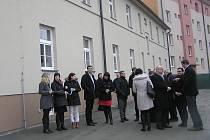 Chráněné bydlení FOKUSU Vysočina bylo slavnostně otevřeno před třemi lety.