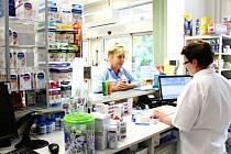 Nemocniční lékárna v Havlíčkově Brodě nabízí klientské karty.