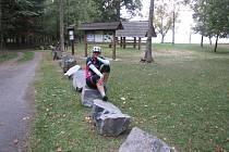 Krajina kolem Chotěboře a podhůří Železných hor, mají cyklistům co nabídnout.