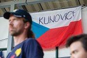 Utkání mezi Českou republikou a Japonskem na mistrovství světa v softbalu
