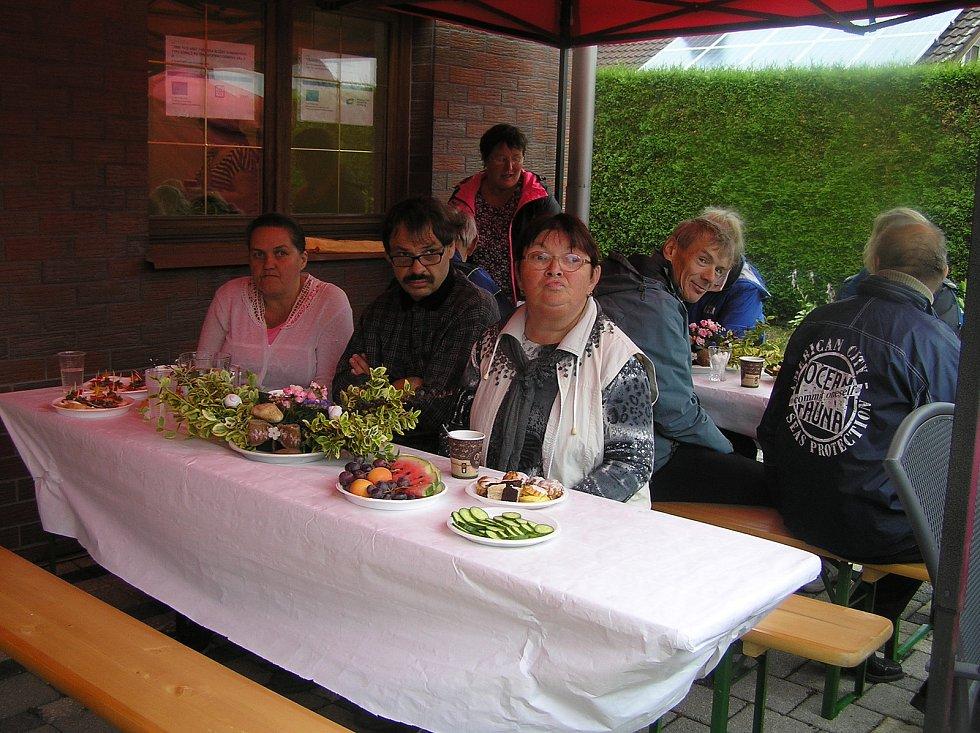 NOVÝ DOMOV. Komunitní dům pro mentálně postižené ve Světlé se má co nejvíc podobat běžnému životu. Foto:Deník/Štěpánka Saadouni