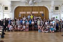 Loni se krajské kolo soutěže konalo v Chrudimi.