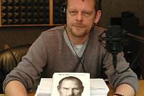 Jihlavský rodák a herec Martin Stránský namluvil knihu o Stevu Jobsovi.