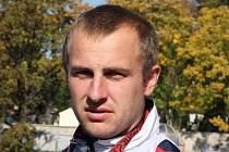 V těžkých chvílích převzala tým Slovanu trenérská dvojice Stanislav Duben (na snímku) a Jaroslav Holcman.