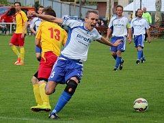 Na 21 bodech se zastavil zisk fotbalistů Herálce po podzimní části sezony.