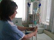 Novinka na onkologickém oddělení havlíčkobrodské nemocnice - Cyto-Set.