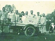 Sbor dobrovolných hasičů.