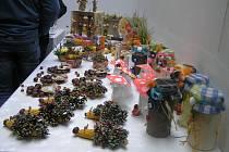 Výstava ovoce zeleniny medu a brambor Přibyslav.
