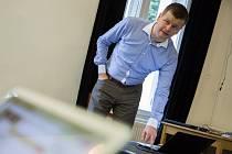 Filip Rožánek, šéfredaktor týdeníku Marketing a Media a konzultant se specializací na sociální média.