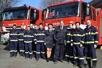 Hasiči v Přibyslavi také spolupracují s jednotkami ze zahraničí, například z Holandska, Švýcarska či Japonska. V Přibyslavi je aktuálně 69 hasičů a k dispozici mají hned čtyři zásahové vozy.