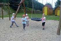 K péči o nejmenší má dětská skupina Kamínek v obci ty nejlepší podmínky.