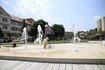 Smetanovo náměstí v Havlíčkově Brodě