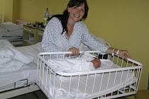Zdena Pavlasová je zřejmě zázrak přírody. Mnohočetná těhotenství  snáší  skvěle.  Jenže pokud se rozhodne jít do práce,  mnoho důvodů ke smíchu mít nebude.
