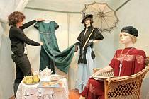 Za dámu - tak se jmenuje nová výstava Muzea Vysočiny Jihlava.