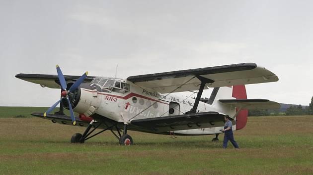 Letecký den v Havlíčkově Brodě.