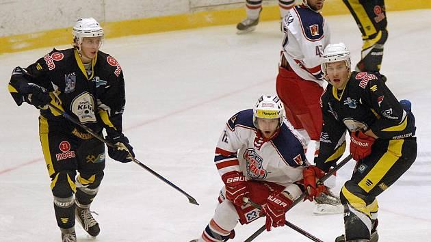 Rebelové proti Kadani získali ve čtyřech utkáních sedm bodů. Proti žádnému jinému týmu nemá Havlíčkův Brod v letošní sezoně takovou bilanci.