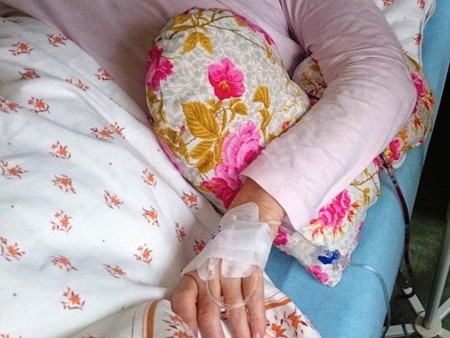 Polštářky mají ulevit ženám po operaci prsu.