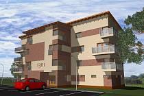 Atypický projekt bytového domu se startovacími byty zaujal porotu celostátní soutěže.  Student havlíčkobrodské stavební školy Antonín Dvořák díky svému projektu získal titul Talent Vysočiny 2010.