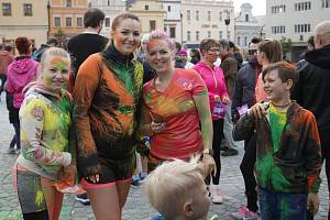 Color run pro Viktorku