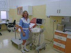 Edukace pacientek se ujmou zkušené zdravotní sestry.