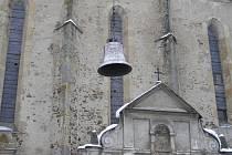 Pohledský kostel sv. Ondřeje.